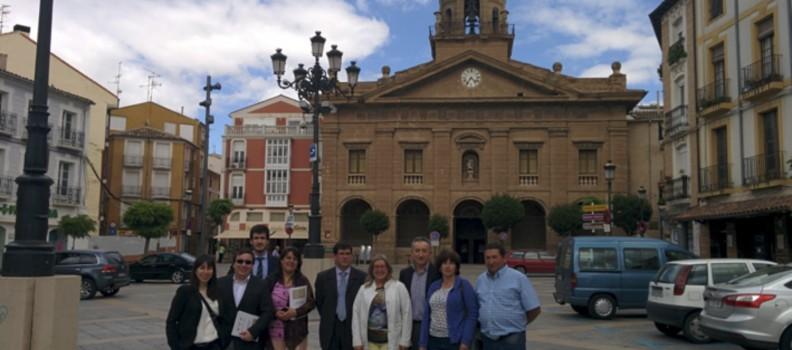 Delegación chilena se reúne con Mushroom's Value